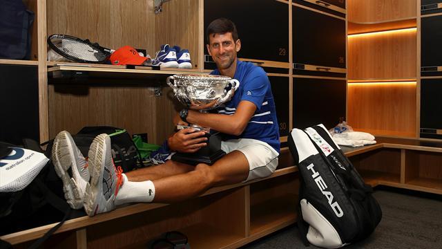 Supreme Djokovic destroys Nadal to clinch record seventh title in Melbourne