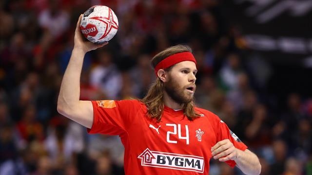 Mikkel Hansen élu meilleur joueur de l'année 2018
