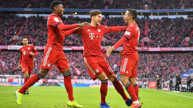 Elfer-Fehlschuss ohne Folgen: Bayern schlägt Stuttgart klar