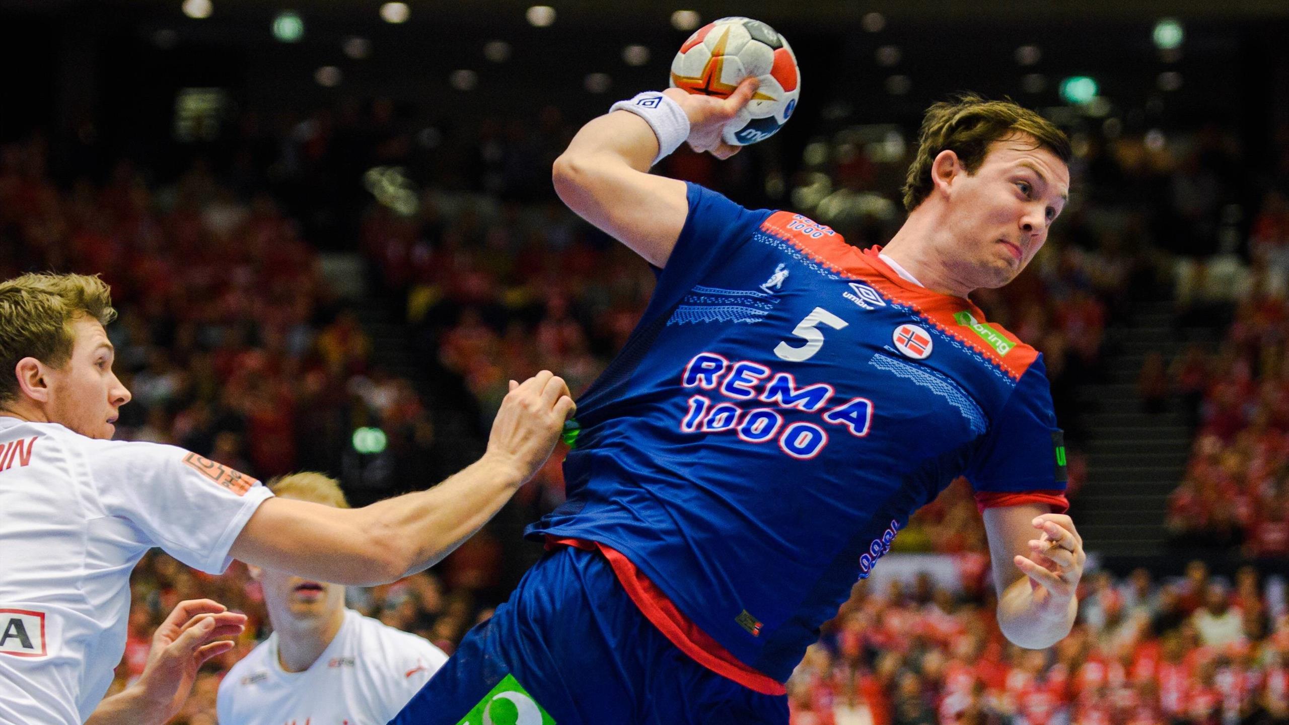 Handball Dänemark Norwegen