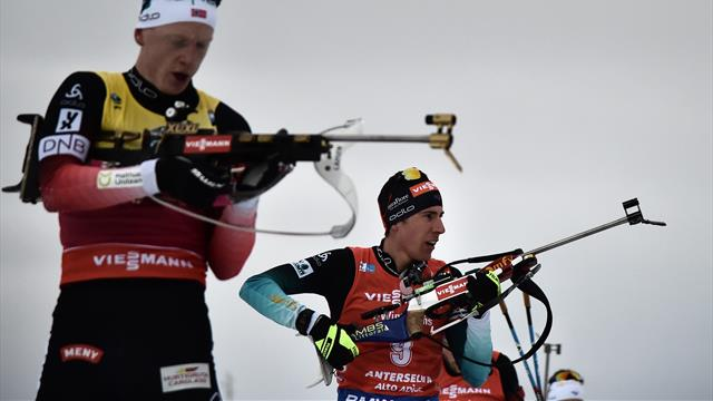 Eurosport 1 transmite etapa de Cupă Mondială de Biatlon de la Canmore