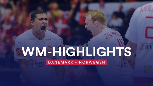 Unaufhaltsam! Dänemark überrollt Norwegen im Finale