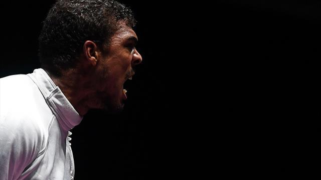 Grand Prix du Qatar d'Epée 2019 : Yannick Borel confirme son rang de numéro 1 mondial