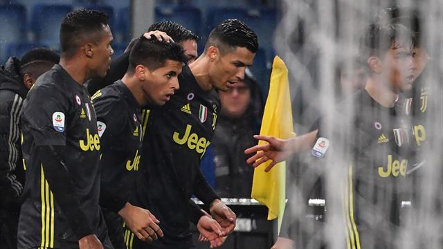 ⚽ Un gol de penalti de Cristiano en el 88' da la victoria a la Juventus (1-2)