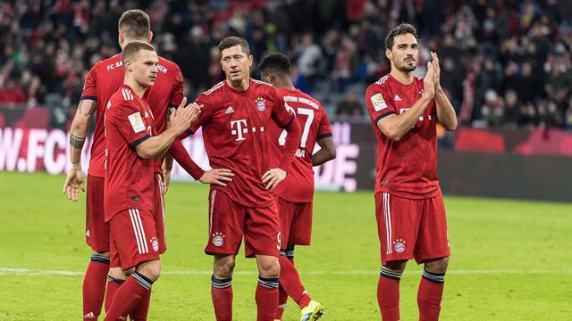 Redebedarf trotz klarem Sieg: Bei Bayern knirscht's