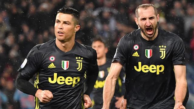 """Chiellini, le """"vol"""" du Ballon d'Or : """"L'an dernier, le Real a décidé de ne pas faire gagner Ronaldo"""""""