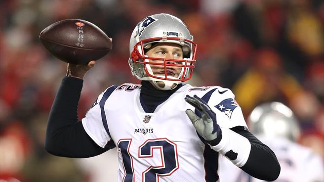 Super Bowl 53a edizione: la presentazione dei New England Patriots