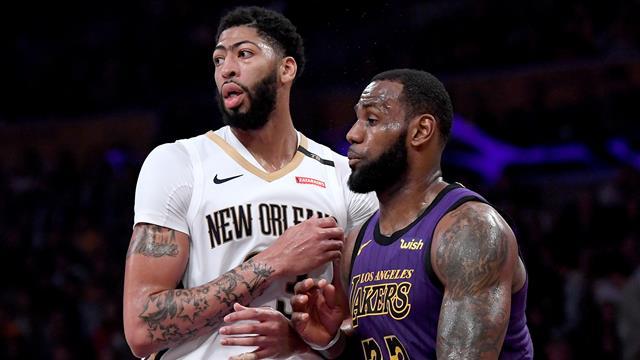 Davis aux Lakers, les grandes manoeuvres ont commencé