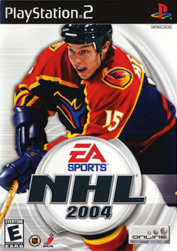 Dany Heatley NHL 2004