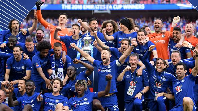 FA Cup fifth-round draw - Chelsea to face Manchester United in repeat of 2018 final