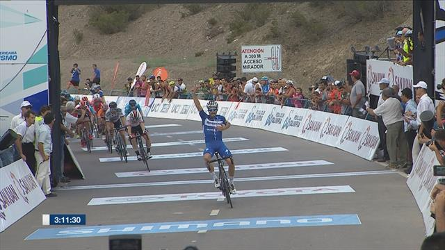 Watch brilliant Alaphilippe attack to Stage 2 win in Vuelta a San Juan