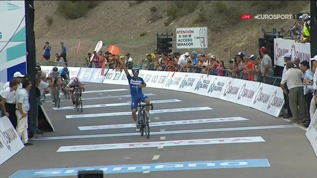 Wielrennen   Alaphilippe wint 2e rit San Juan