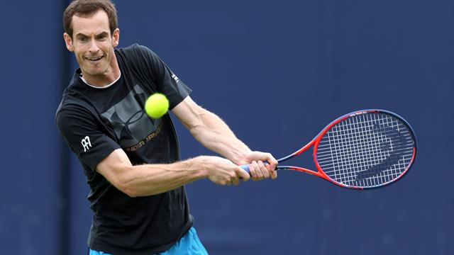 Andy Murray undergoes hip surgery in London