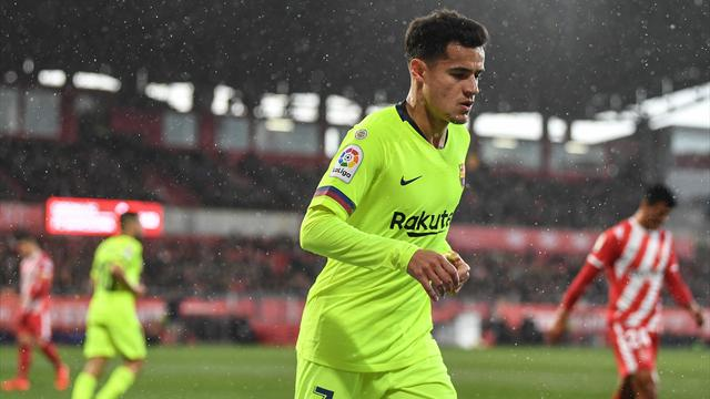 Coutinho set for crisis talks with Barca boss Valverde - report