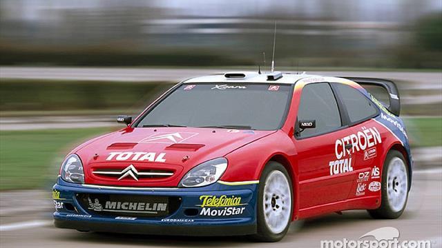 El brake-by-wire de Techeetah, inspirado en el Citroen XSara WRC ¡de 2003!