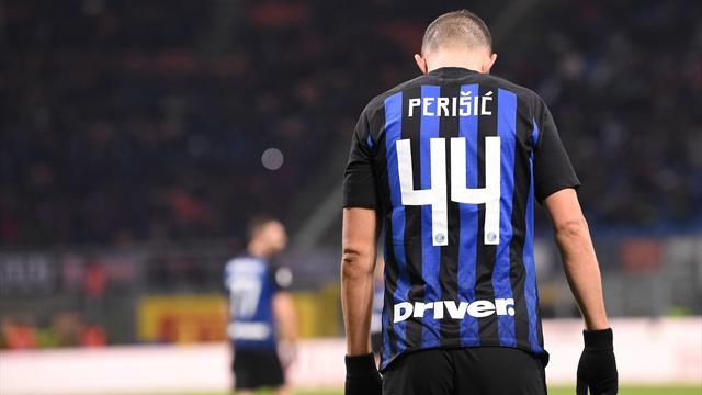 Inter, linea dura con Perisic: è scontento ma resta, e adesso cosa succede?