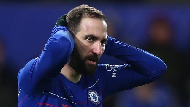 Higuain a un défi à la hauteur de son talent : mettre fin à la malédiction du numéro 9 à Chelsea