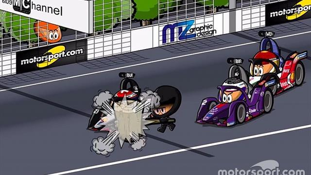 Vídeo: el ePrix de Santiago de Fórmula E, por MinEDrivers