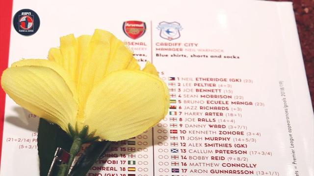 El bonito y elegante gesto del Arsenal con Emiliano Sala y el Cardiff