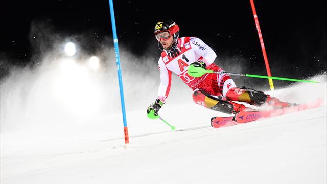 Hier fuhr Hirscher zu seinem letzten Weltcupsieg