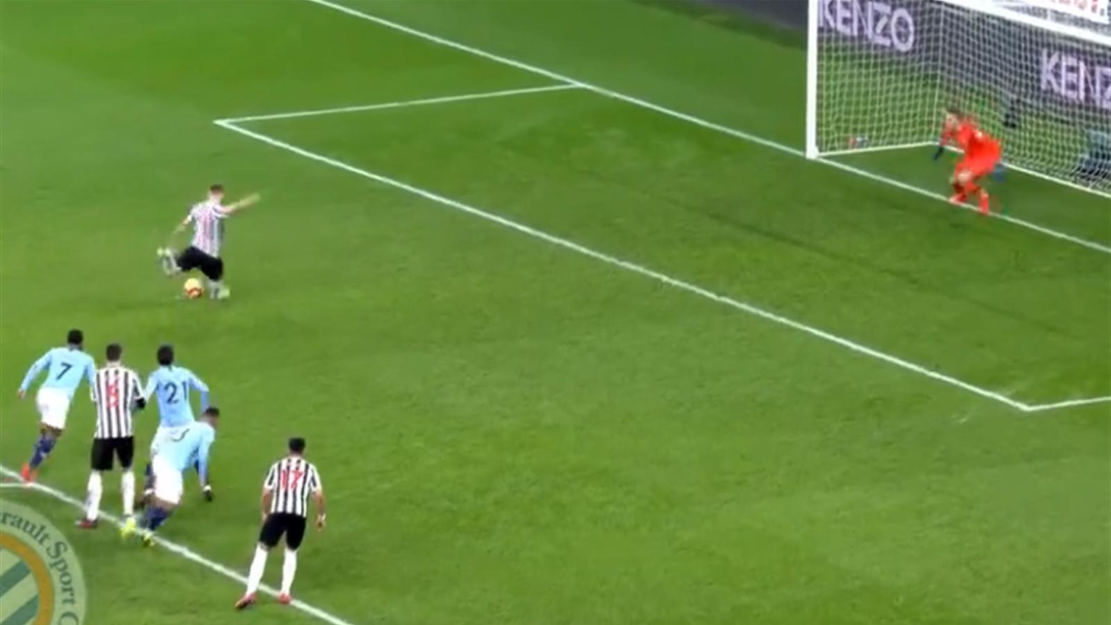 Серхио Агуэро-скорострел и 2-мяча доказательства того, что Бенитес тайно топит за «Ливерпуль»