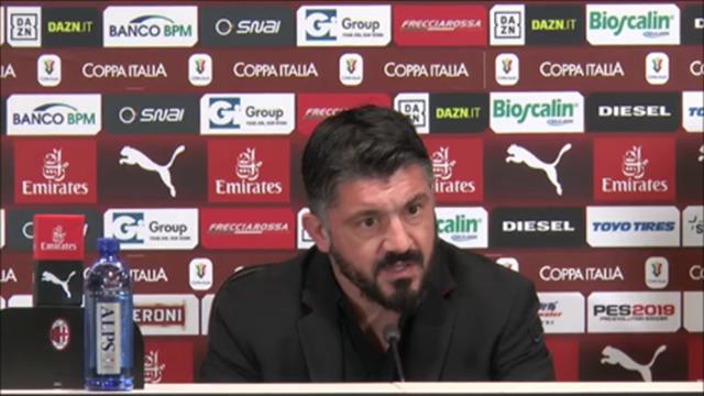 """Gattuso: """"Soldi? Ne guadagno pure troppi. Il Milan mi ha dato più di quanto io ho dato al club"""""""