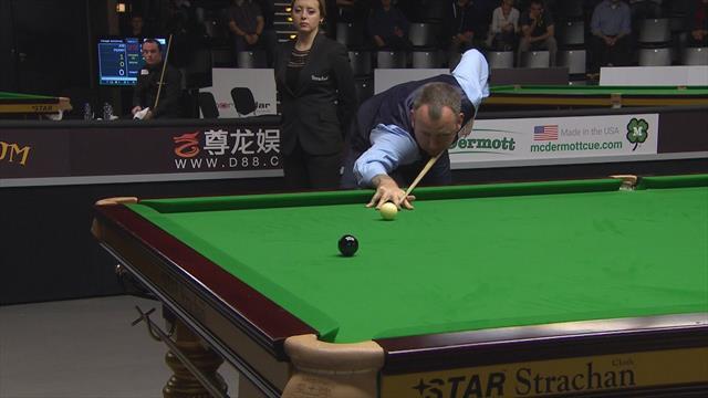 Williams pulls off superb century against Zhou
