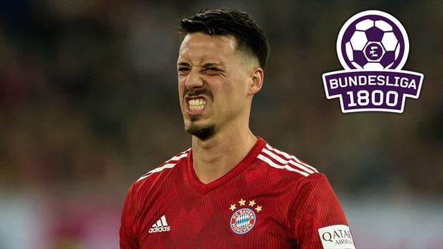 Nach China-Abgang: So stopft Bayern die Wagner-Lücke