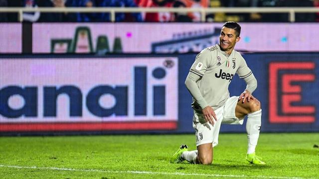 Le pagelle di Sassuolo-Juventus 0-3: Ronaldo sempre protagonista, Consigli impacciato