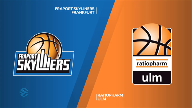 Highlights: Fraport Skyliners Francoforte-ratiopharm Ulm 68-83
