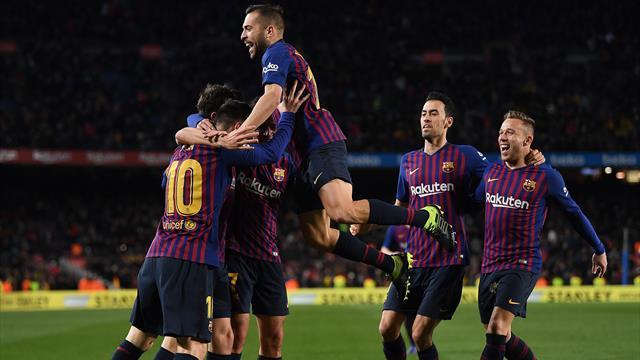 Barcellona-Real Madrid in Diretta tv e Live-Streaming