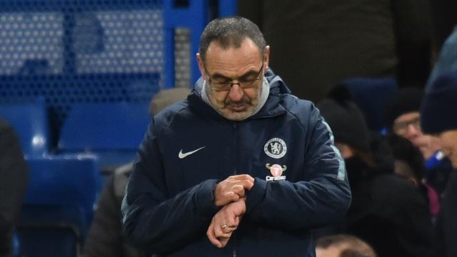 Manchester City-Chelsea, Sarri snobba Guardiola: