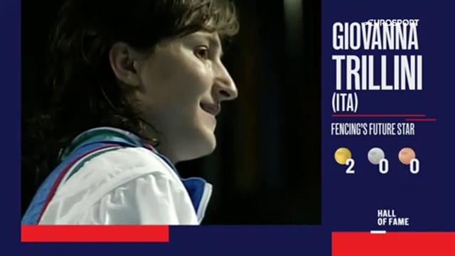 Tanti auguri Giovanna Trillini! La festeggiamo ricordando il suo primo oro olimpico