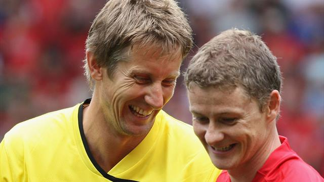 Parker: Solskjaer and Van der Sar double act could be United's dream ticket
