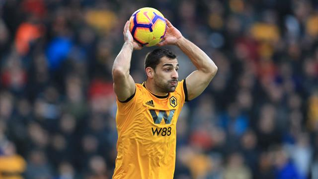 Jonny signs permanent deal with Wolves