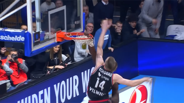 EuroCup Round 5: Top 10 Plays