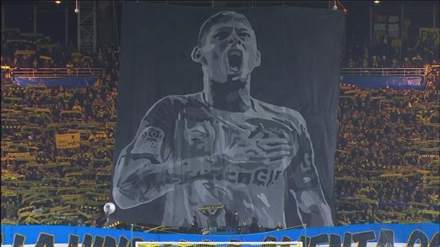 Nantes pay tribute to former striker Emiliano Sala after plane crash