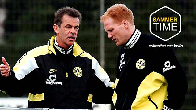 """""""Ich fand das viel schlimmer"""": Als Sammer gegen Hitzfeld schoss"""