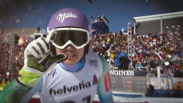 Tina Maze vi aspetta ad Are 2019 per raccontarvi le leggende dello sci