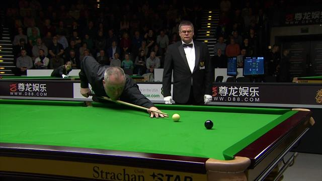 Higgins sinks tricky brown to complete comeback in third frame