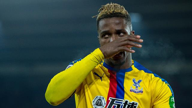 Palace's Zaha handed one-match ban for improper conduct