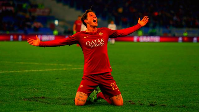 Zaniolo, le gaucher qui fait pleurer l'Inter et rire la Roma