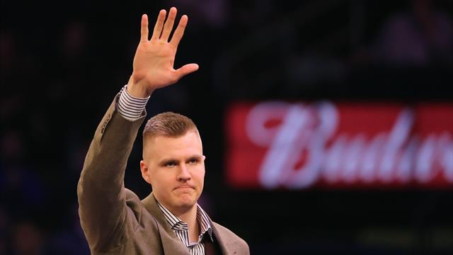 Porzingis impliqué dans une bagarre avec des fans des Knicks