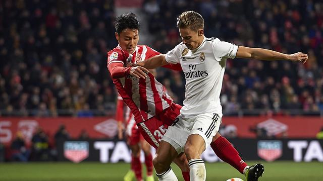 Real Madrid-Girona (12:00)