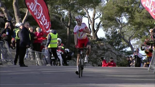 Herrada wins Mallorca opener