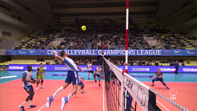 CEV Champions League: Top attacks - Round 4, leg 4