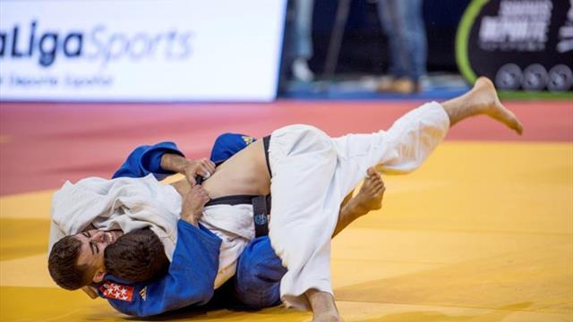 El judoca ciego Sergio Ibáñez combatirá contra luchadores no discapacitados