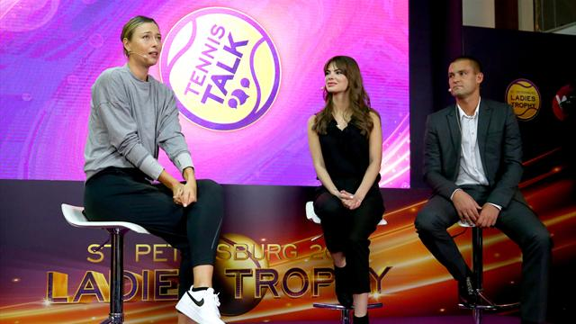Гендир St.Petersburg Ladies Trophy: «Шарапова выступит в 2020-м, если в карьере будет без перемен»
