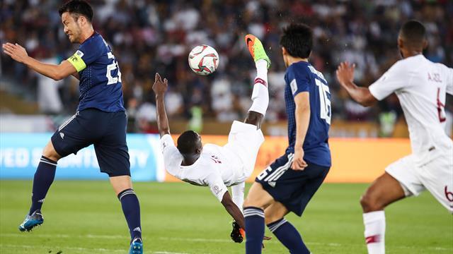 Qatar campione d'Asia per la prima volta: Giappone ko! Ali, gol in rovesciata e record assoluto