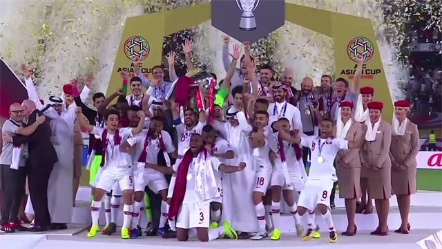 Qatar beat Japan to win Asian Cup